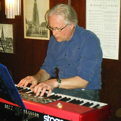 Jan Barten, pianist en arrangeur